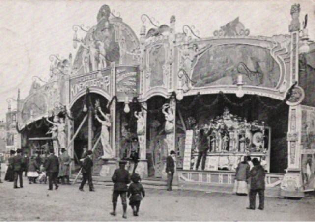 Geschichte von Open-Air Kino