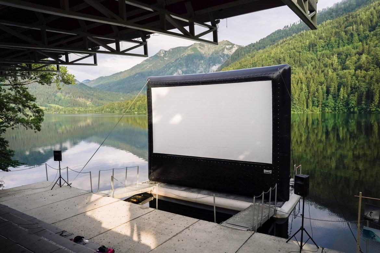 AIRSCREEN in Lunz am See, Sörf Film Fest, Filmfestival, Österreich