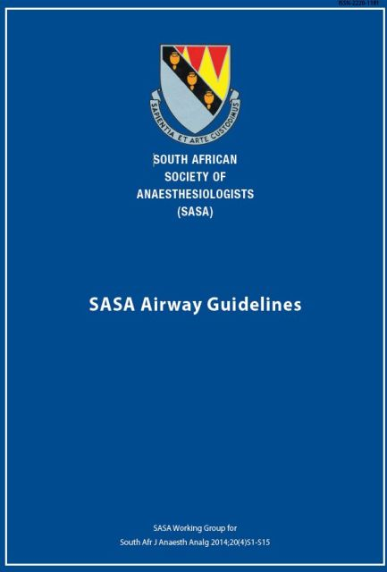 SASA_Airway_Guidelines