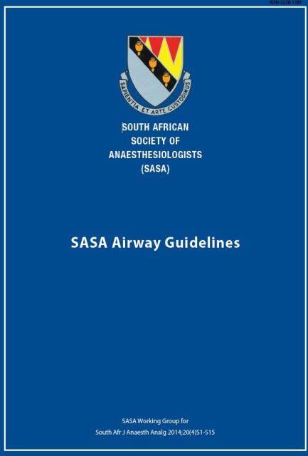SASA_Airway_Guidelines
