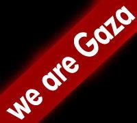 WE ARE GAZA