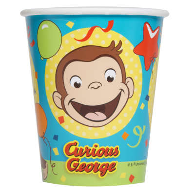 Curious George Birthday Party Supplies Party Supplies Canada Open A Party