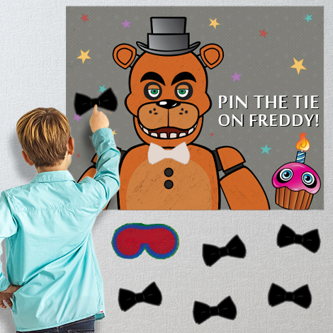 five nights at freddy s party supplies