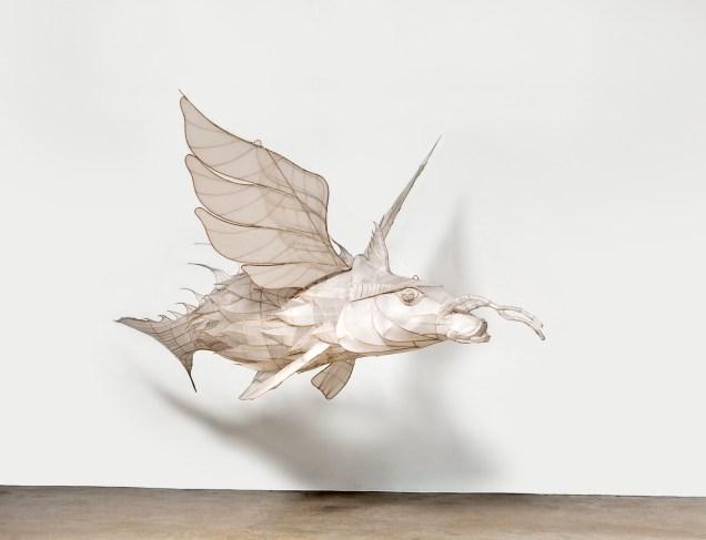 Art Basel sculpture Ai Weiwei