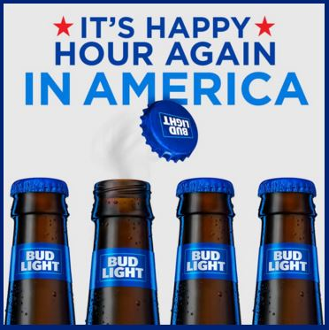 Bud Light Party Campaign