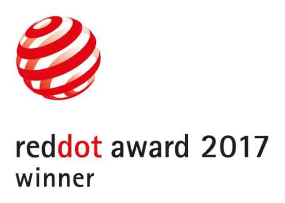 reddot award 2017 award winner