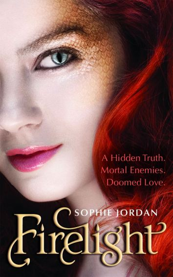 FIRELIGHT (FIRELIGHT, BOOK #1) BY SOPHIE JORDAN: BOOK REVIEW