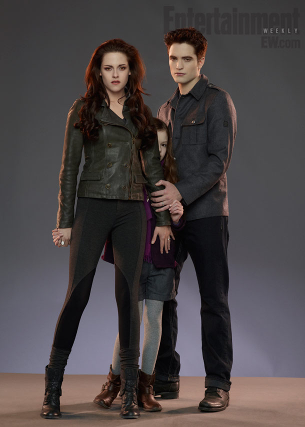 "FIRST LOOK AT RENESMEE IN ""BREAKING DAWN – PART 2"" PHOTOS"