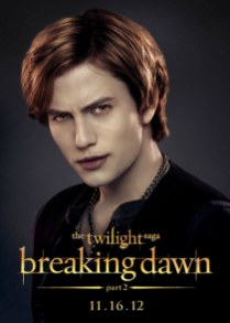 Jasper - The Cullen Coven