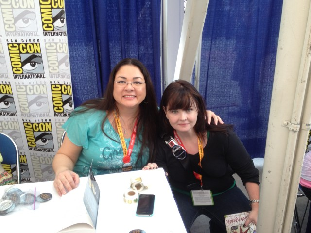 AUTUMN'S COMIC-CON ADVENTURE SYLVIA DAY, BREAKING DAWN, E.L. JAMES FIFTY SHADES OF GREY AND MORE: OBS SPEAKS OUT