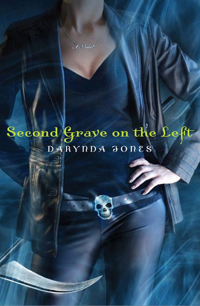 SECOND GRAVE ON THE LEFT (CHARLEY DAVIDSON, BOOK #2) BY DARYNDA JONES: BOOK REVIEW