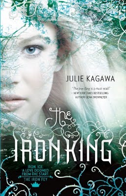THE IRON KING BY JULIE KAGAWA: CASTING COUCH