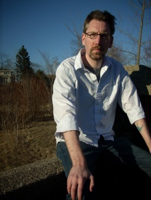 CHRIS F. HOLM AUTHOR OF THE COLLECTOR SERIES: EXCLUSIVE INTERVIEW