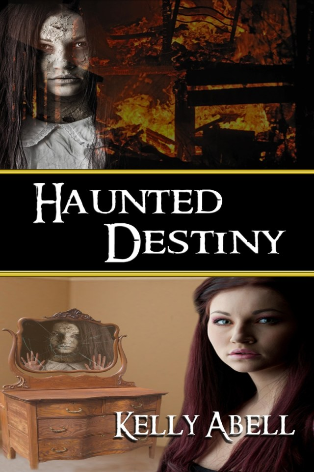 HAUNTED DESTINY BY KELLY ABELL: BOOK REVIEW
