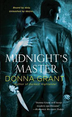 MIDNIGHT'S MASTER (DARK WARRIOR,BOOK #1) BY DONNA GRANT: BOOK REVIEW