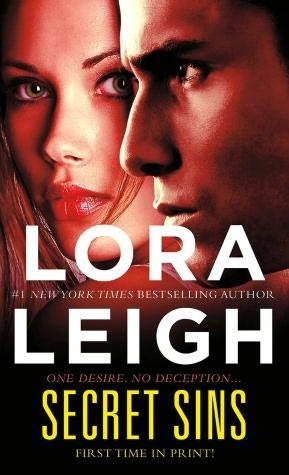 SECRET SINS (THE CALLAHAN'S, BOOK #3) BY LORA LEIGH: BOOK REVIEW