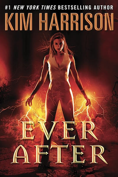 PURCHASE SIGNED FIRST EDITION COPIES OF 'EVER AFTER' BY KIM HARRISON!
