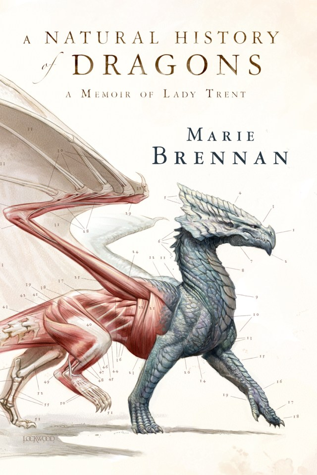 A NATURAL HISTORY OF DRAGONS: A MEMOIR BY LADY TRENT BY MARIE BRENNAN: BOOK REVIEW