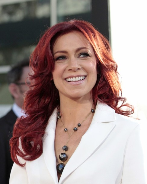 CARRIE PRESTON TALKS ABOUT THE RETURN OF 'THE GOOD WIFE' AND 'TRUE' BLOOD' CHANGES