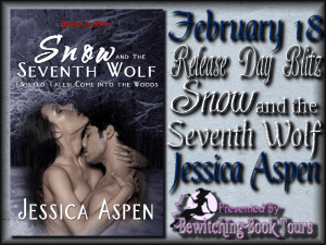 Snow and the Seventh Wolf Blog Tour