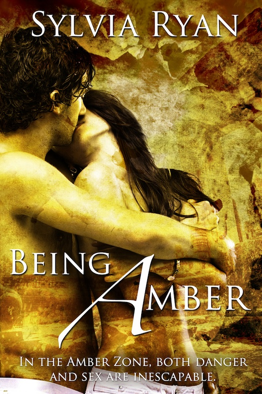 BEING AMBER (THE NEW ATLANTA, BOOK #1) BY SYLVIA RYAN: BOOK REVIEW