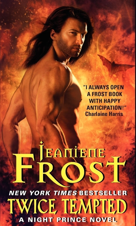 TWICE TEMPTED (NIGHT PRINCE, BOOK #2) BY JEANIENE FROST: BOOK REVIEW