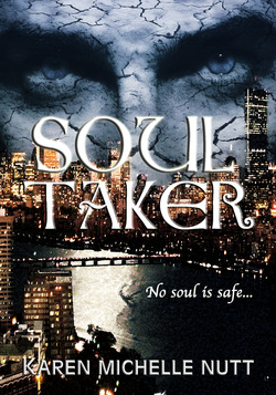 KAREN MICHELLE NUTT'S 'SOUL TAKER' BLOG TOUR!