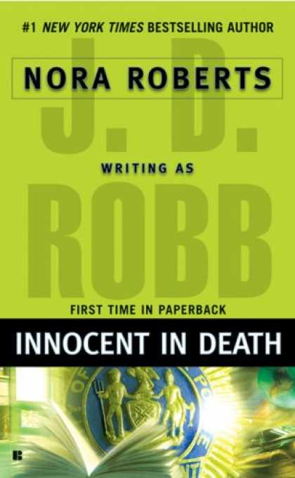 INNOCENT IN DEATH (IN DEATH, BOOK #24) BY J.D. ROBB: BOOK REVIEW