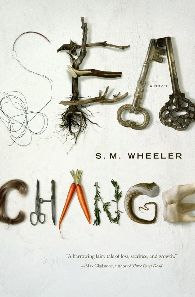 SEA CHANGE BY S.M. WHEELER: BOOK GIVEAWAY