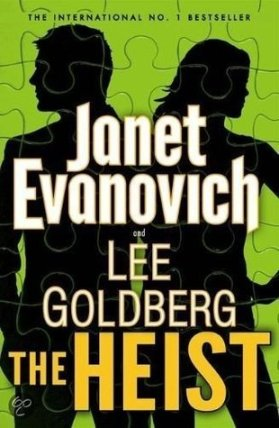 the-heist-janet-evanovich-lee-goldberg