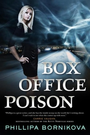 BOX OFFICE POISON (LINNET ELLERY, BOOK #2) BY PHILLIPA BORNIKOVA: BOOK REVIEW