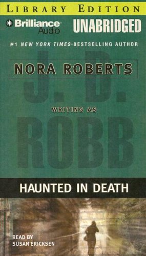 HAUNTED IN DEATH (IN DEATH, BOOK #22.5) BY J.D. ROBB: BOOK REVIEW