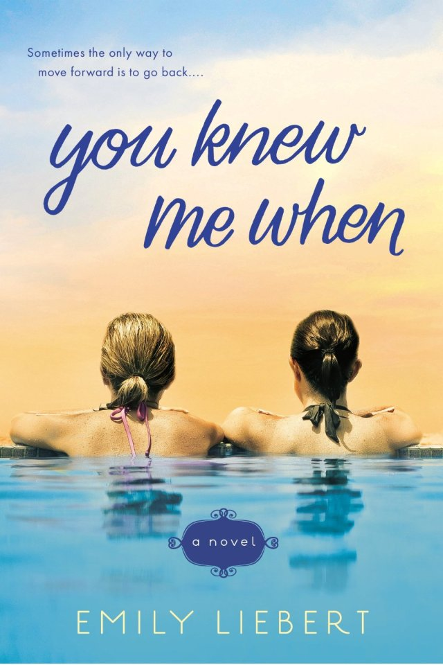 YOU KNEW ME WHEN BY EMILY LIEBERT: BOOK REVIEW