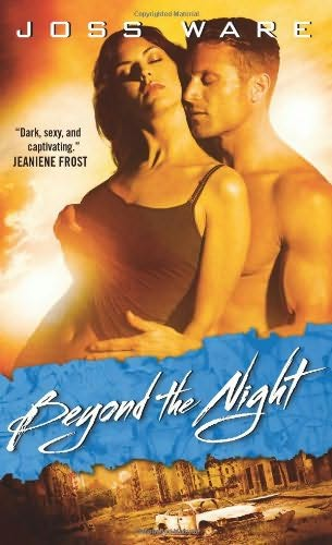 BEYOND THE NIGHT (ENVY CHRONICLES, BOOK #1) BY JOSS WARE: BOOK REVIEW