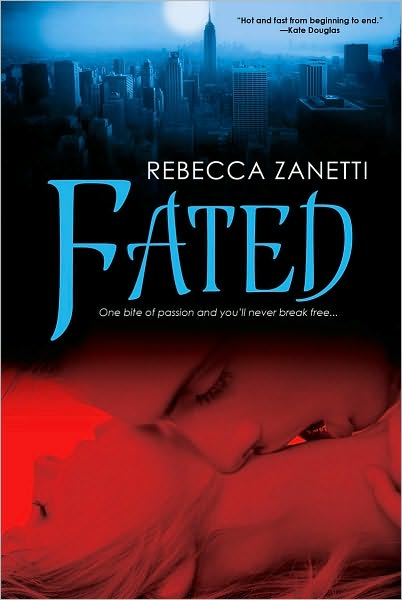 FATED (DARK PROTECTORS, BOOK #1) BY REBECCA ZANETTI: BOOK REVIEW