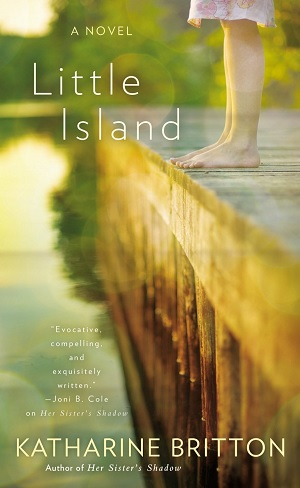 LITTLE ISLAND BY KATHARINE BRITTON: BOOK REVIEW