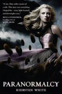 PARANORMALCY BY KIERSTEN WHITE: BOOK COVERS AROUND THE WORLD
