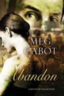 Abandon_Meg Cabot_english_audio_cover