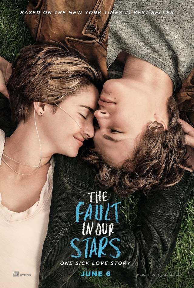 'THE FAULT IN OUR STARS': MOVIE POSTER