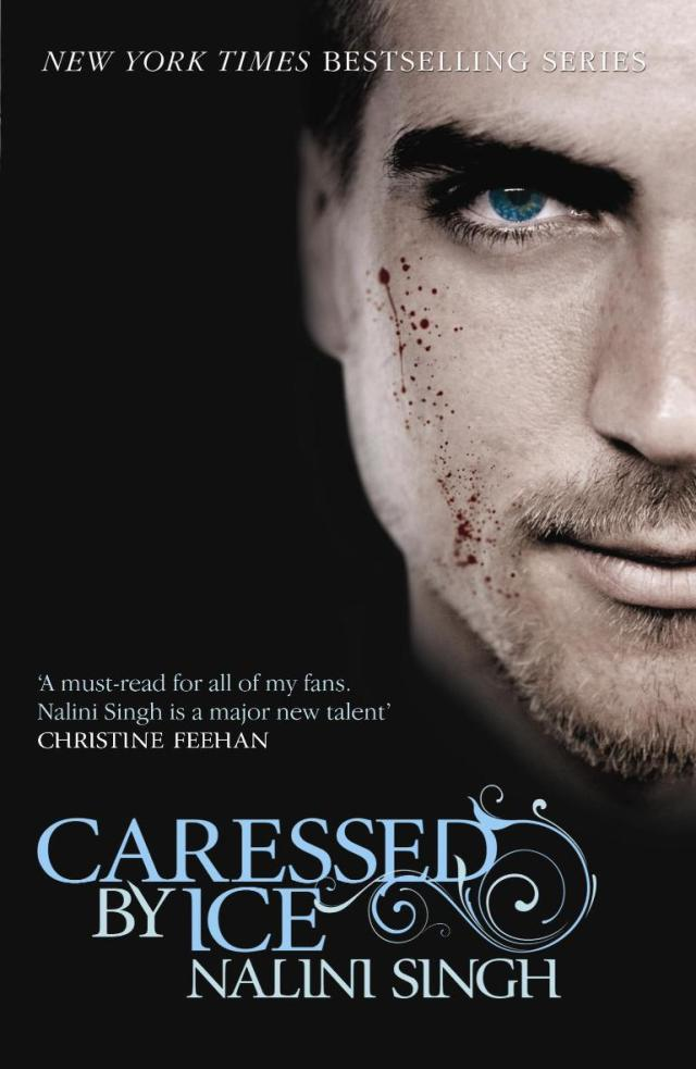 CARESSED BY ICE (PSY-CHANGELING, BOOK #3) BY NALINI SINGH: BOOK REVIEW