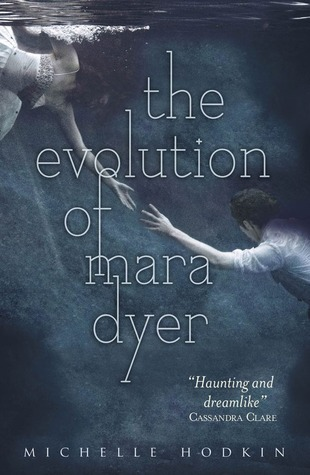 THE EVOLUTION OF MARA DYER (MARA DYER, BOOK #2) BY MICHELLE HODKIN: BOOK REVIEW