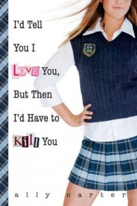 I'd Tell You I Love You, But Then I'd Have To Kill You cover
