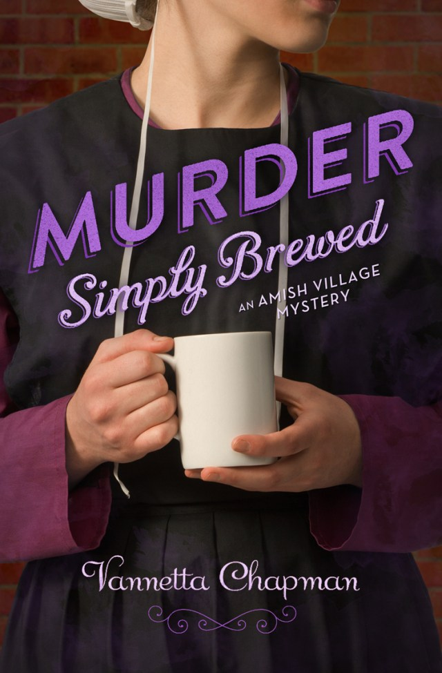 MURDER SIMPLY BREWED (AMISH VILLAGE MYSTERY, BOOK #1) BY VANNETTA CHAPMAN: BOOK REVIEW