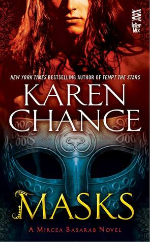 MASKS (CASSANDRA PALMER WORLD) BY KAREN CHANCE: BOOK REVIEW