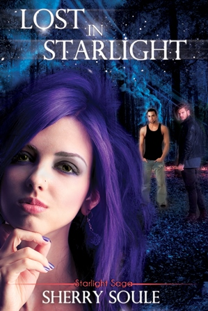 LOST IN STARLIGHT BY SHERRY SOULE NOW AVAILABLE IN VARIOUS FORMATS: BOOK NEWS