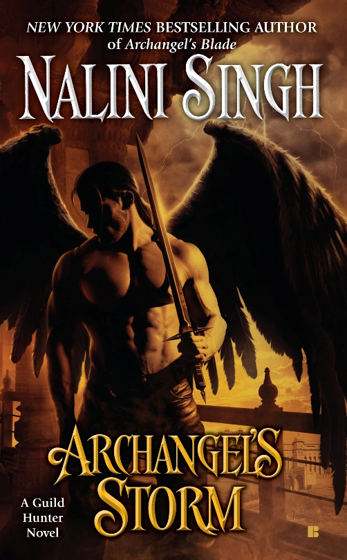 ARCHANGEL'S STORM (GUILD HUNTER, BOOK #5) BY NALINI SINGH: BOOK REVIEW