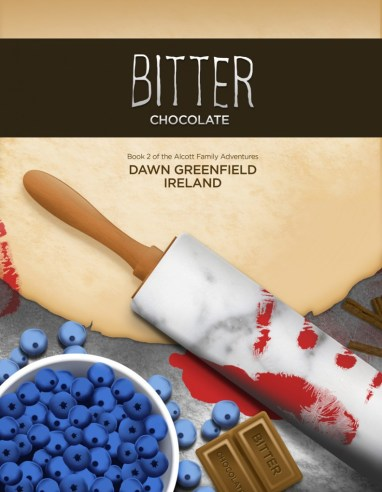 Bitter Chocolate cover