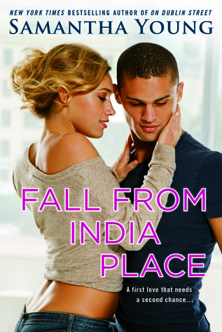 FALL FROM INDIA PLACE (ON DUBLIN STREET, BOOK #4) BY SAMANTHA YOUNG: BOOK REVIEW