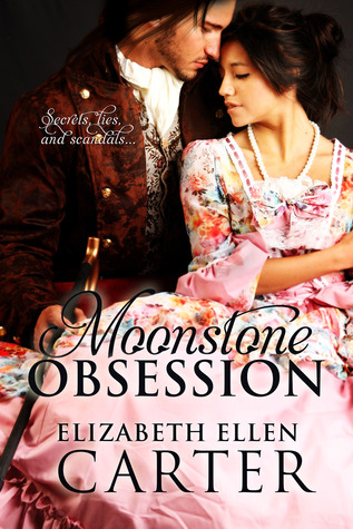 MOONSTONE OBSESSION BY ELIZABETH ELLEN CARTER: BOOK REVIEW