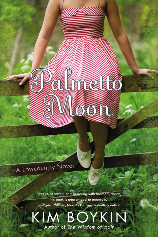 PALMETTO MOON BY KIM BOYKIN: BOOK REVIEW